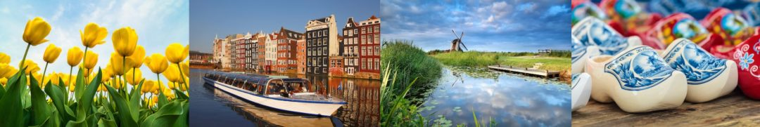 AMSTERDAM & HOLLAND