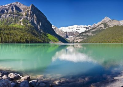 Lake Louise Beautiful Alberta