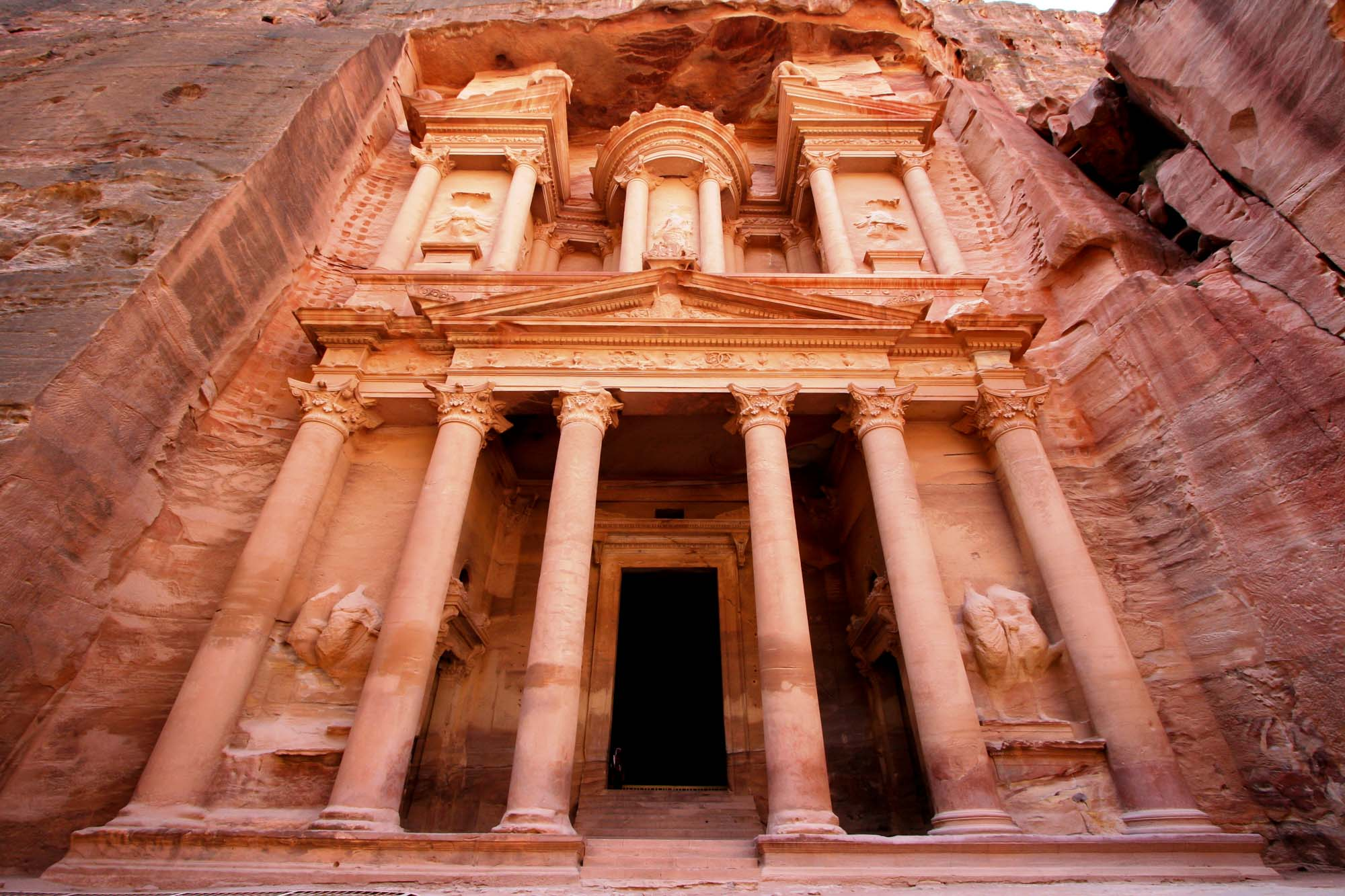 New Adventure: Petra & Wadi Rum, Jordan