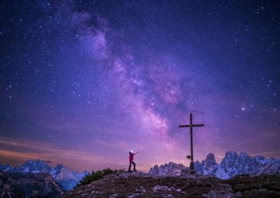 16 Photo Workshop Adventures Italy Dolomites Milkyway Anja Kallenbach
