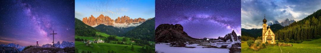 DOLOMITES + MILKY WAY